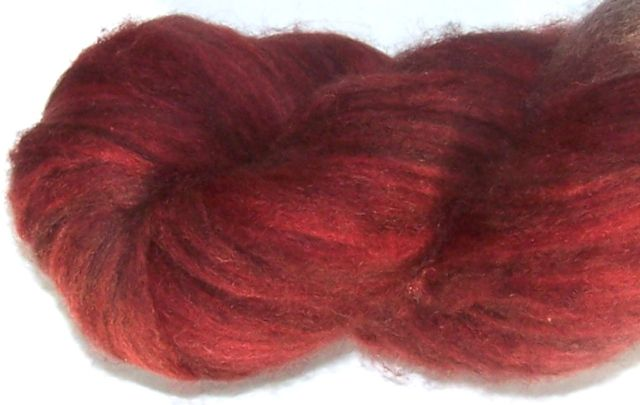 Red merino yak