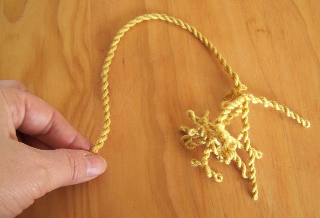 Cord - twistiness