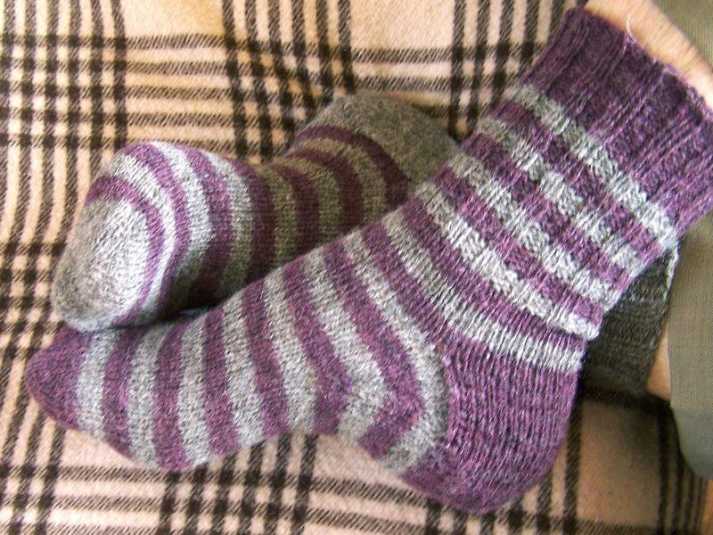 Stripey Socks 2
