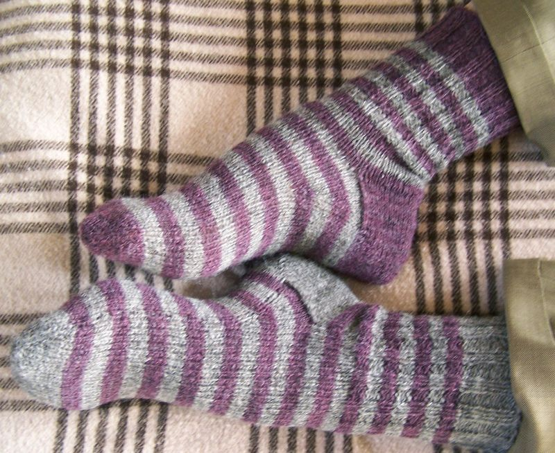 Stripey Socks 3
