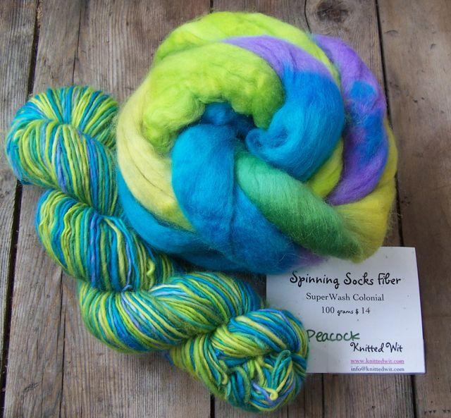 Peacock for BSJ