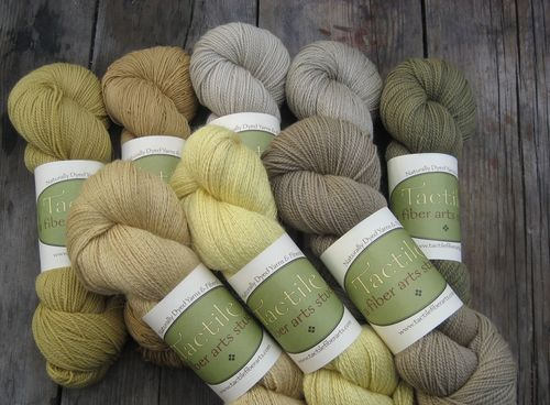 Wild Crafted Yarns