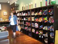 Twisteds_wall_of_sock_yarn_2