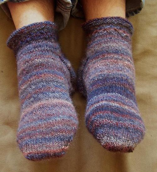 Roger's Finn Socks