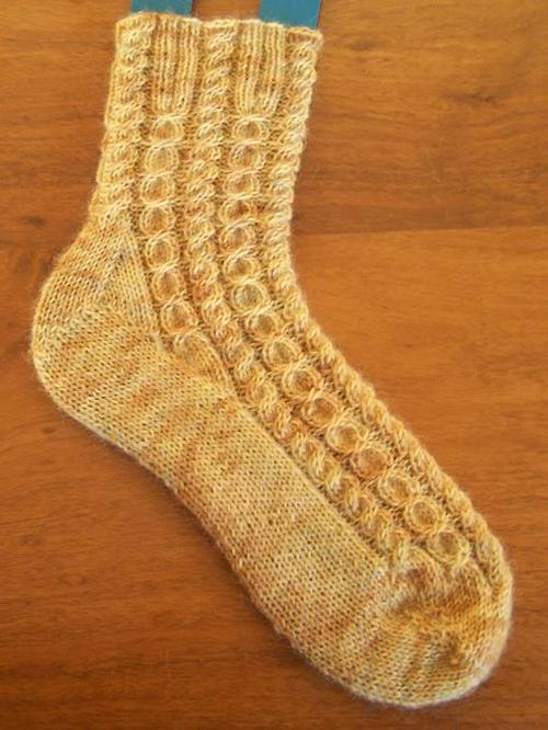 Free Patterns: Penny Socks